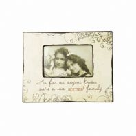 'Nice Normal Family' Vintage Style Photoframe